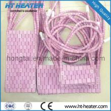 Calentador de almohadilla de cerámica flexible Alimina