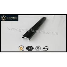 Glt148 Aluminum Listello Trim Trim Wall Decorative Strip 20mm Black