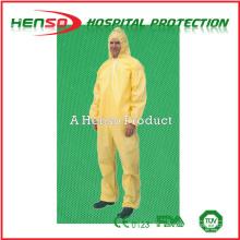 Roupa de proteção não tecida Henso