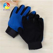 Pet Grooming Glove - Gentle Deshedding Brush Glove - Efficient Pet Hair Remover Glove Pet Grooming Glove - Gentle Deshedding Brush Glove - Efficient Pet Hair Remover Glove