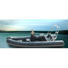 A melhor qualidade de matéria-prima usada para costela barco
