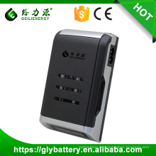 Cargador de batería GEILIENERGY / carga GLE-920D NI-MH ni-cd Batería alcalina AA / AAA Cargador de batería Super Quick