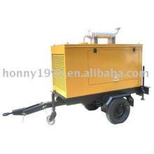 Container Soundproof Type Trailer 16KW/20KVA