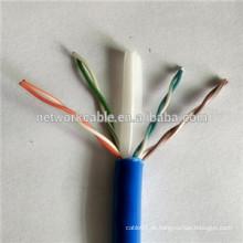 23AWG CCA cabos utp cat6 lan para comunicação ADSL