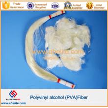 Alta tenacidad y fibra PVA de alto módulo