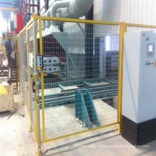Resistencia a la corrosión de alta calidad encrespados malla de alambre