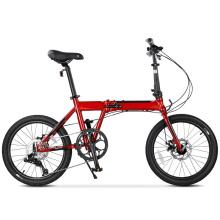 """20"""" 9s Aluminum Alloy Good Quality Folding Bike"""