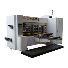 Automatic corrugated paperboard rotary slotting machine