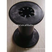 China kleine ABS schwarze Kunststoffdrahtspulen (Hersteller)