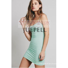 Fashion Summer Sleeveless Latest Women Dress