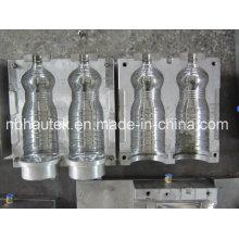 2 Hohlraum-halbautomatische Haustier-Flaschen-Schlag-Form
