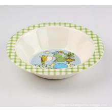 (BC-MB1011) High Quality Reusable Melamine Baby Bowl