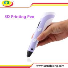 Завод питания Дудлер 3D принтер перо для рисования с ЖК-дисплеем