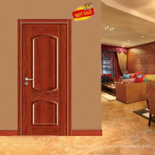 diseño de talla de la madera de la puerta principal de moda