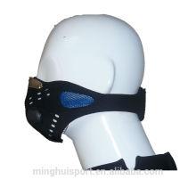 2016 nova máscara facial chegou com design personalizado nariz de nylon da motocicleta proteger a máscara de esqui máscara