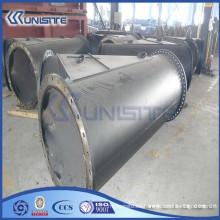 De alta presión personalizada y tubo de acero pieza (USB3-006)