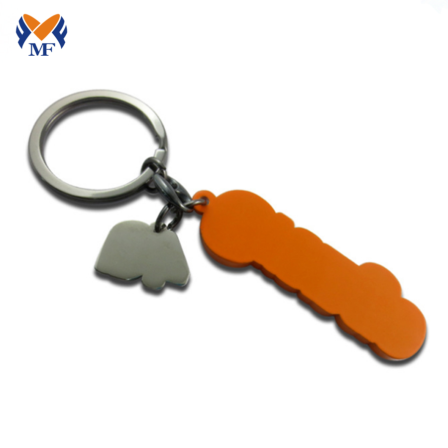Metal Keychain Personalised