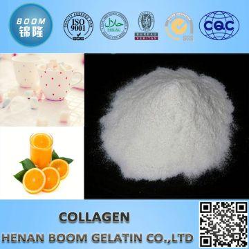 Fish collagen peptide in food&beverage