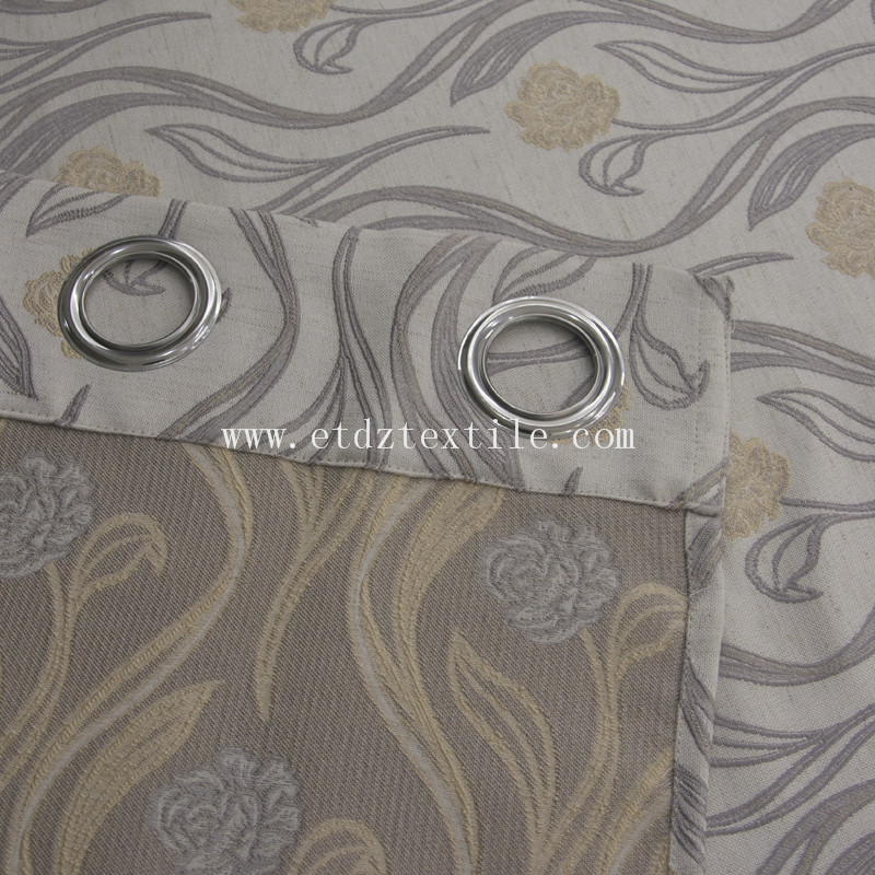Color customerized curtain fabric FR2058