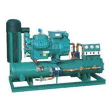 Water Cooled Condensing Unit Made