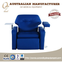 Europäische Norm CE Genehmigt BEST PRICE Medical Grade Bluttransfusion Stuhl Intravenöse Infusion Stuhl Blutspende Couch