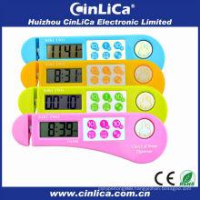 big sound original colorful magnetic timer, knife timer, countdown timer