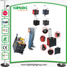 Pack pliable et Roll caddie chariot