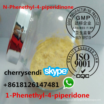 99,4% reines 1-Phenethyl-4-Piperidon CAS 39742-60-4 N-Phenethyl-4-Piperidinon Npp