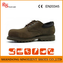Black Steel Goodyear Work Shoes Itália RS602