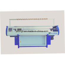 Máquina de confecção de malhas plana do jacquard do calibre 7 (TL-252S)