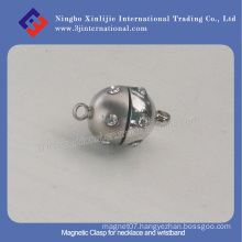 Magnetic Clasp for Necklace and Wristband/Metal Clasp Wristband