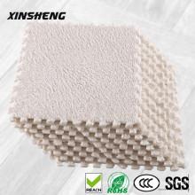 Non-toxic EVA floor mat for laminate flooring