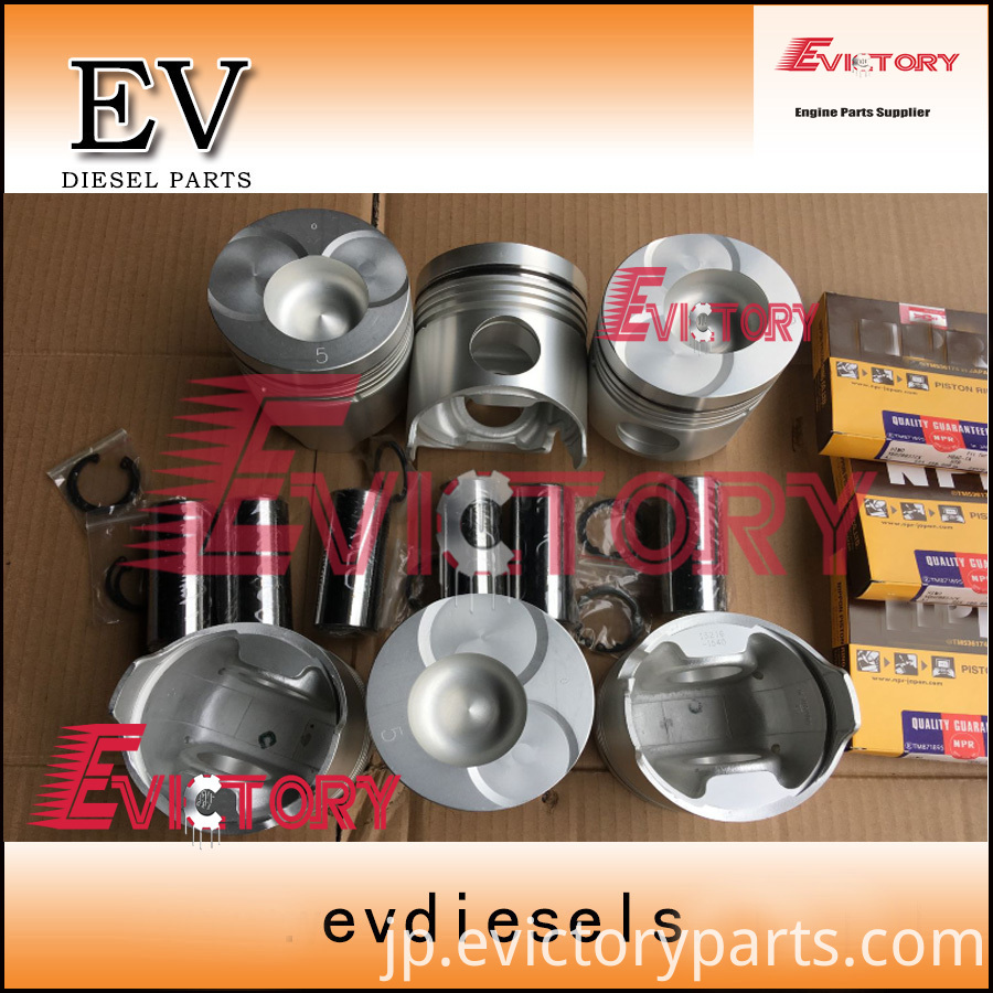H06CT piston+ring