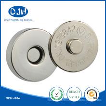Imán fuerte del neodimio del embalaje de Djh (DPM-006)