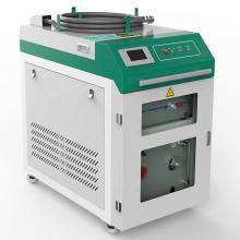 1KW Fiber Laser Welders Handheld Laser Welding Machine