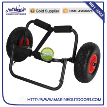 Trolley with wheels, Easy load kayak cart, Marine canoes carriers
