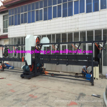 CNC Automatic Twin Vertical Saw High Efficiency Wood Bandsaw