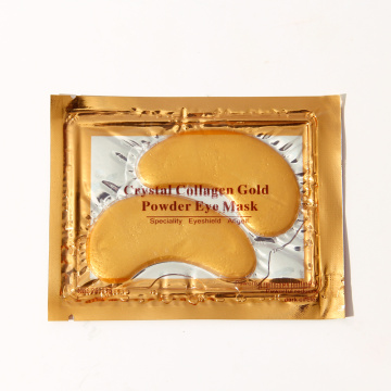Private Label Alta Qualidade 24K Gold Collagen Eye Mask