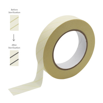 EO & Steam Disposable Sterilization Indicator Tape