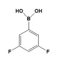 3, 5-Difluorophenylboronic Acid cas No. 156545-07-2