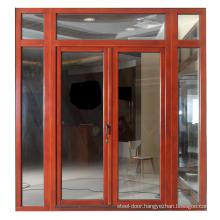 CE certificate foshan manufacturer aluminium door specification