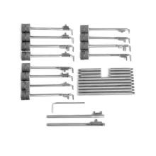 High Quality Locksmith Tools12pcs Safe Lock Pick Set For Locksmith