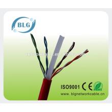 26AWG UTP cat6 STB cables de comunicación