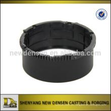 Mecanizado CNC Anillo de engranaje mecánico de acero