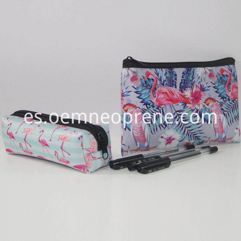 Alt Flamingo Pencil Cases