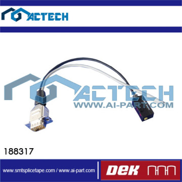 Impresora DEK 265 BOM Loom Camera Carriage Sensor