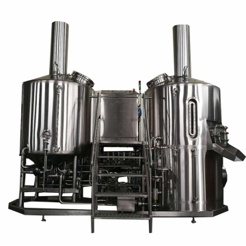 1000L 3 Gefäß Craft Beer Brew System