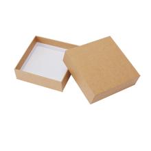 Caja de regalo modificada para requisitos particulares de la pulsera de la cartulina del precio bajo