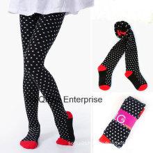 Customized Kids Girls Cotton Pantyhose Tights
