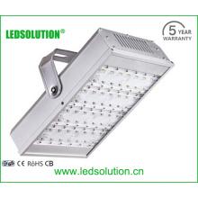 Lumière de tunnel de la puissance élevée LED de lumière d'inondation de l'intense luminosité 160W
